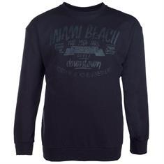 AHORN Sweatshirt dunkelblau