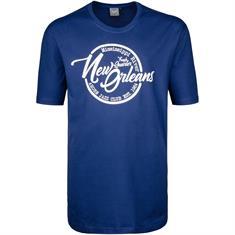 AHORN T-Shirt blau