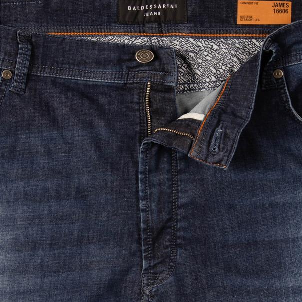 BALDESSARINI Jeans dunkelblau