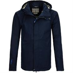 BLUE WAVE Funktionsjacke marine