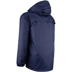 BLUE WAVE Regenjacke blau