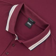 BOSS Poloshirt bordeaux