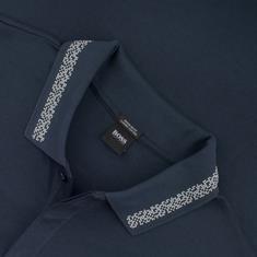 BOSS Poloshirt dunkelblau