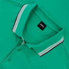 BOSS Poloshirt grün