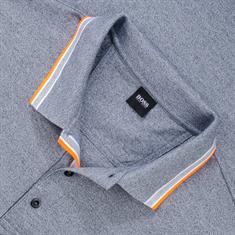 BOSS Poloshirt grau