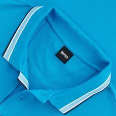 BOSS Poloshirt hellblau
