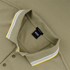 BOSS Poloshirt oliv