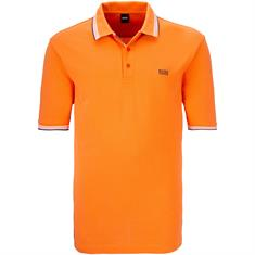 BOSS Poloshirt orange