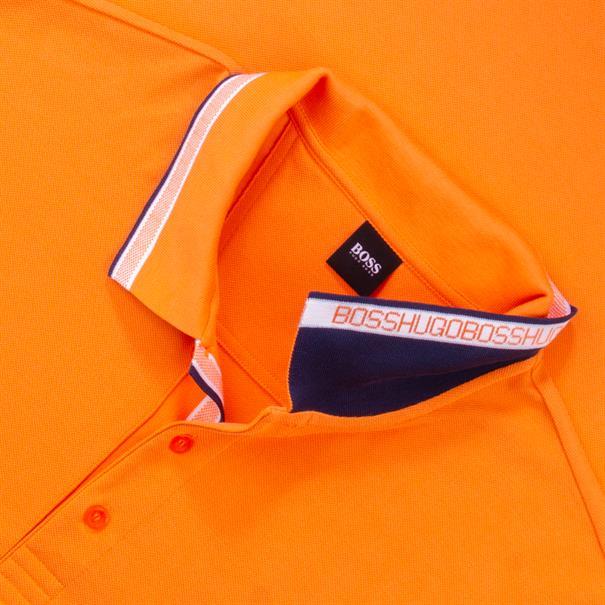 BOSS Poloshirt orange