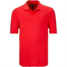 BOSS Poloshirt rot