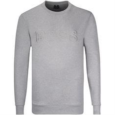 BOSS Sweatshirt grau
