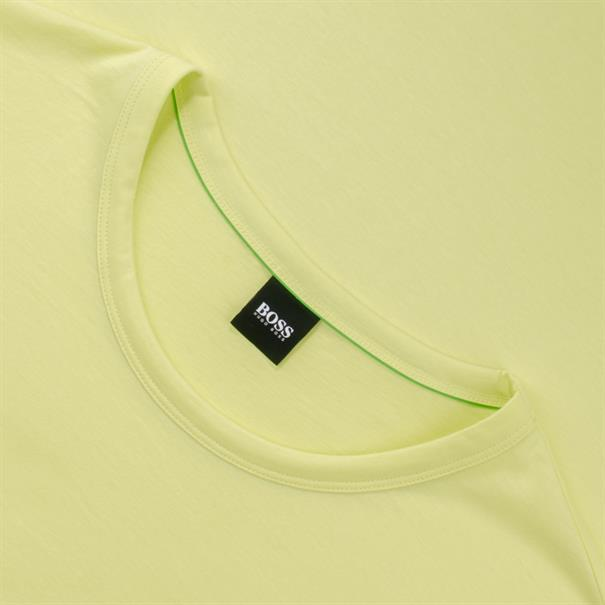 BOSS T-Shirt neon-gelb