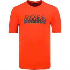 BOSS T-Shirt orange