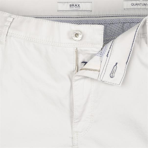 BRAX Baumwollhose beige
