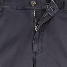 BRAX Baumwollhose grau