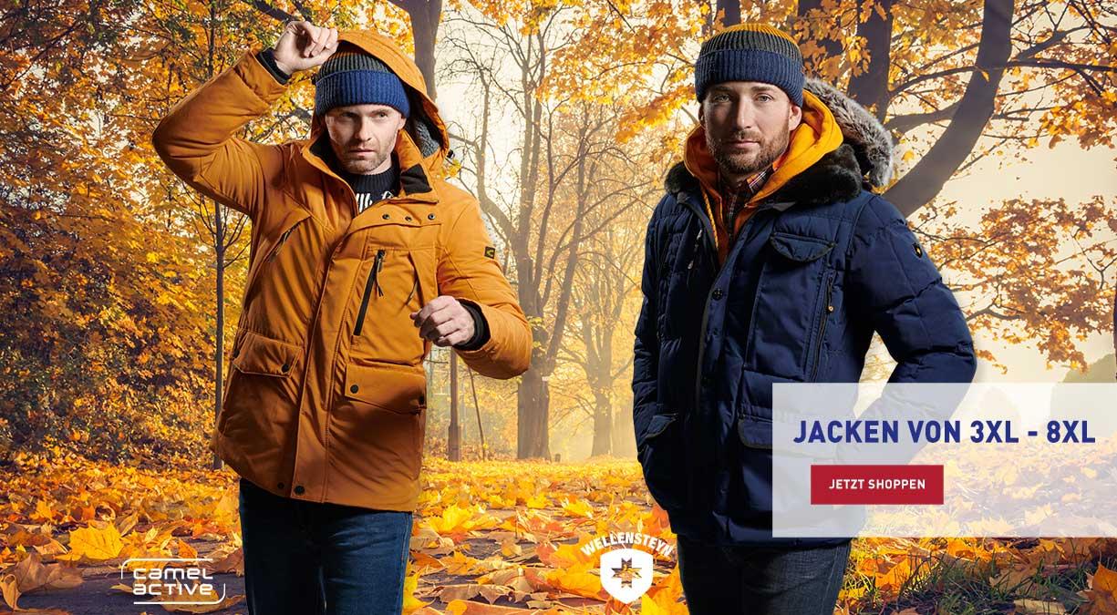 Brax Große Größen neue Jacken