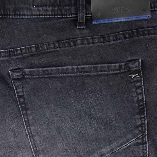 BRAX Jeans dunkelgrau