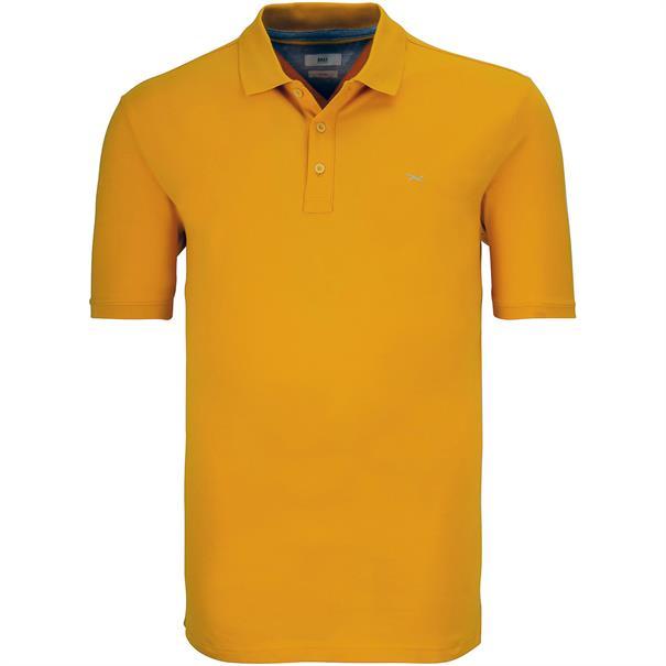 BRAX Poloshirt gelb