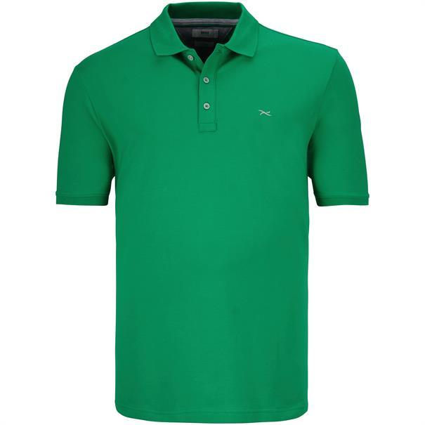 BRAX Poloshirt grün
