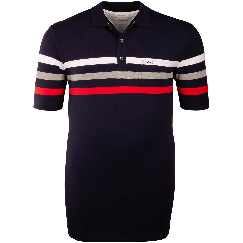 better 50% price good quality BRAX Poloshirt marine