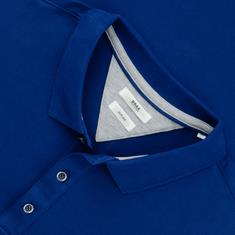 BRAX Poloshirt mittelblau