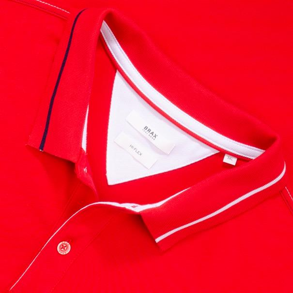 BRAX Poloshirt rot