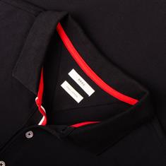 BRAX Poloshirt schwarz