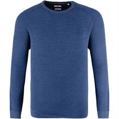 BRAX Pullover blau