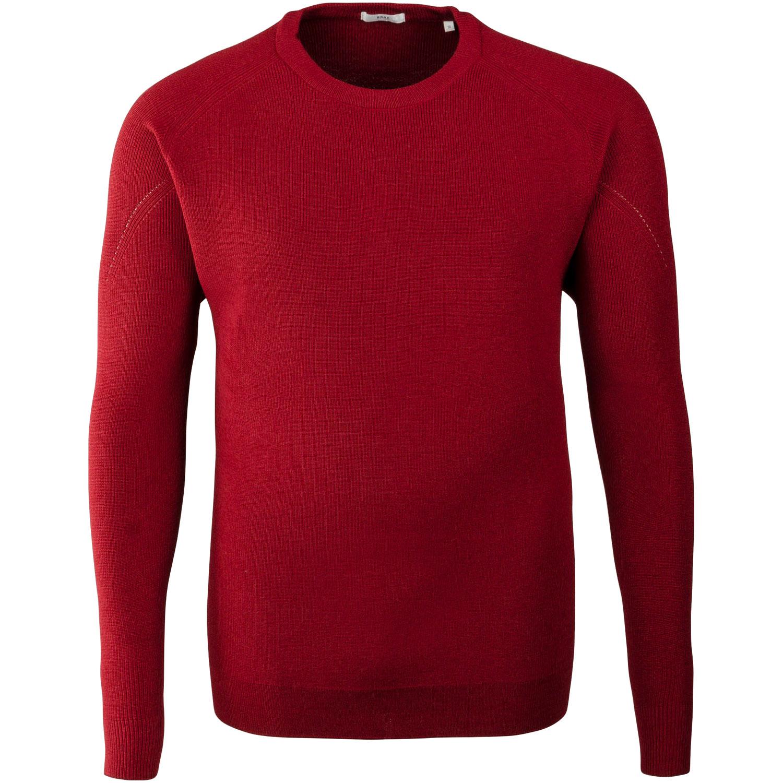 Brauch Gutscheincode Markenqualität BRAX Pullover rot