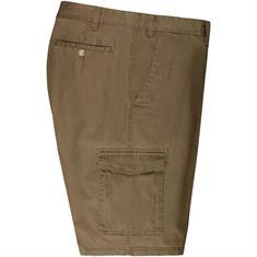 BRAX Shorts oliv