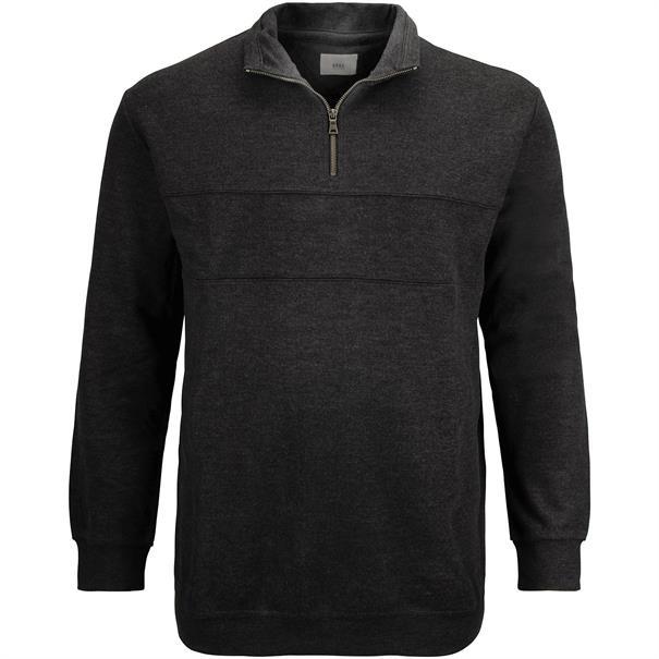 BRAX Sweatshirt grau