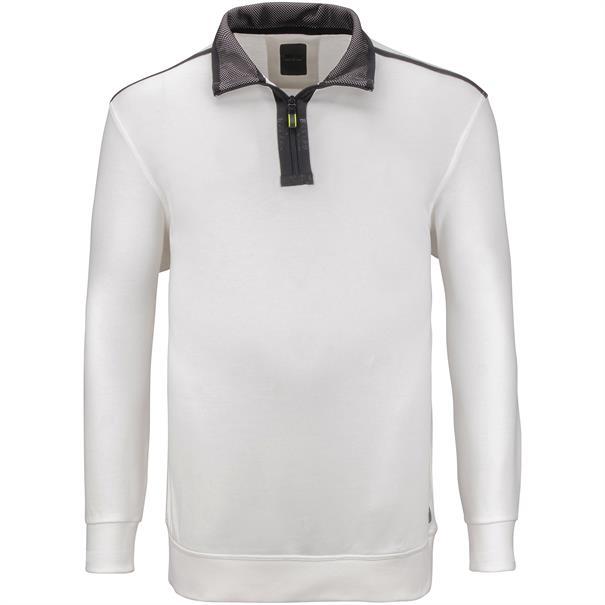 BRAX Sweatshirt weiß