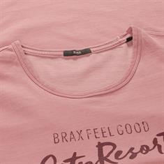BRAX T-Shirt hellrot