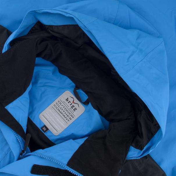 BRIGG Funktionsjacke blau