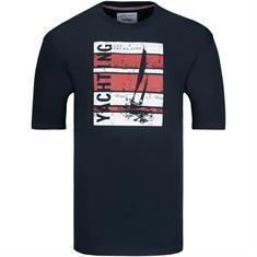 BRIGG T-Shirt marine
