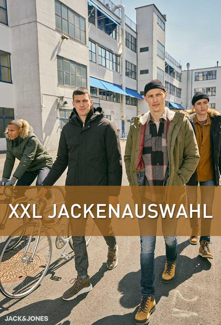 Bruns Große Größen XXL Jacken