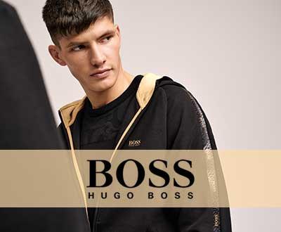 Bruns GROSSE GRÖSSEN XXL Mode von Boss