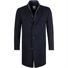 BUGATTI Mantel dunkelblau