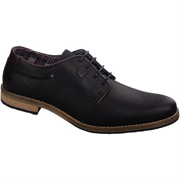 BULLBOXER Schuhe schwarz