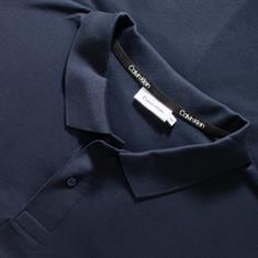 CALVIN KLEIN Poloshirt blau