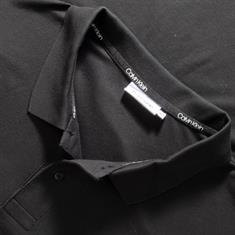 CALVIN KLEIN Poloshirt schwarz