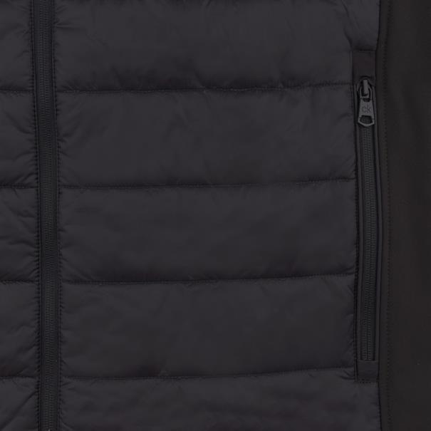 CALVIN KLEIN Steppjacke schwarz