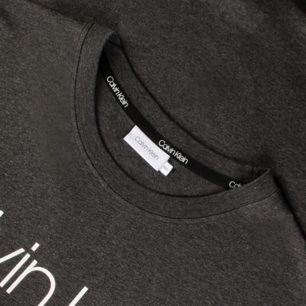 CALVIN KLEIN T-Shirt grau