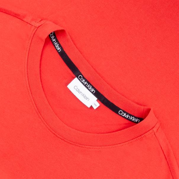 CALVIN KLEIN T-Shirt orange