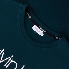 CALVIN KLEIN T-Shirt petrol