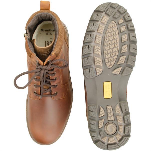 CAMEL ACTIVE Boots cognac