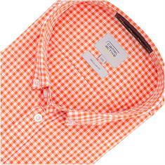 CAMEL ACTIVE halbarm Freizeithemd orange