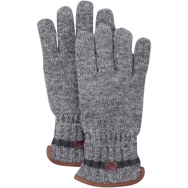 CAMEL ACTIVE Handschuhe grau-meliert