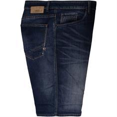 CAMEL ACTIVE Jeans-Shorts dunkelblau