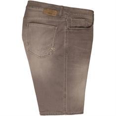 CAMEL ACTIVE Jeans-Shorts grau